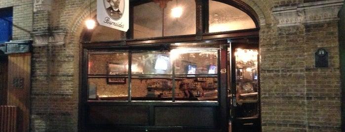 Burnside's Tavern is one of Austin.