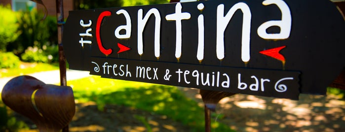 The Cantina at Biltmore Village is one of Asheville, NC.