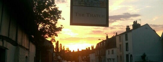 The Thatch is one of Orte, die Carl gefallen.