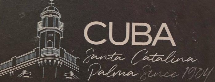 Hotel Hostal Cuba is one of Palma.