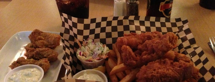 Five Fish Bistro is one of Seattle Thrillest.