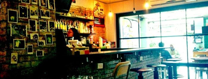 Café Macho is one of Taipei.