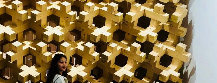 Mori Art Museum is one of Locais curtidos por Susana.