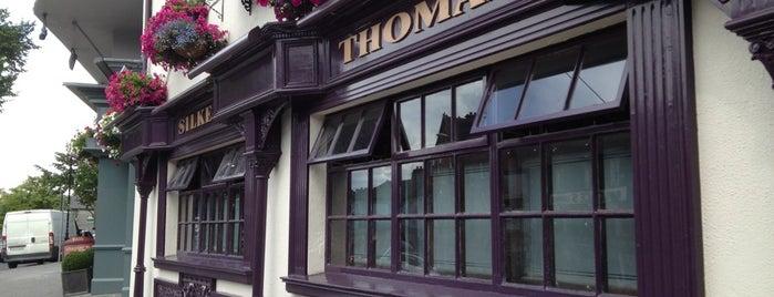 The Silken Thomas is one of Orte, die John gefallen.