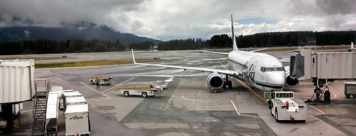 Juneau International Airport (JNU) is one of Airports.