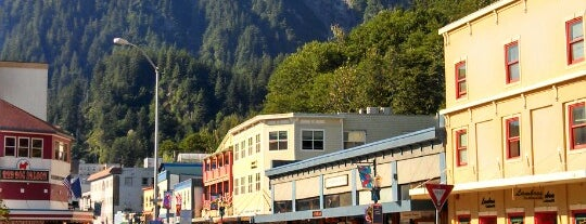 City of Juneau is one of Alaska.