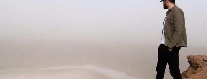 الوعبه - حفرة النيزك | Alwahba Crater is one of MVi.