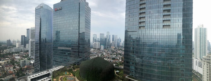 Ascott Kuningan Jakarta is one of #Somewhere In Jakarta.