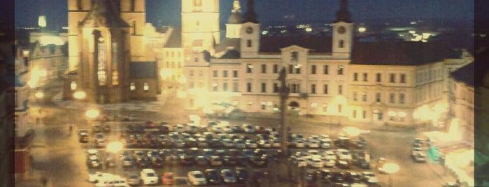 Velké náměstí is one of Check this Paja's list.