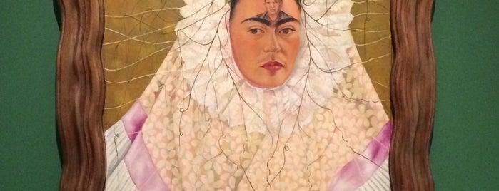Exposição Frida Kahlo – Conexões entre mulheres surrealistas no México is one of Tempat yang Disukai Markus.