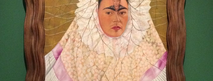 Exposição Frida Kahlo – Conexões entre mulheres surrealistas no México is one of Rômulo'nun Beğendiği Mekanlar.