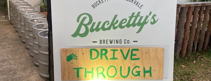 Bucketty's Brewing Co. is one of Bars & Pubs.