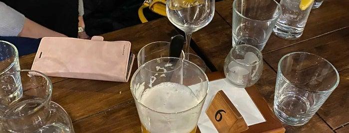 Hendriks Cognac & Wine is one of Bars & Pubs.
