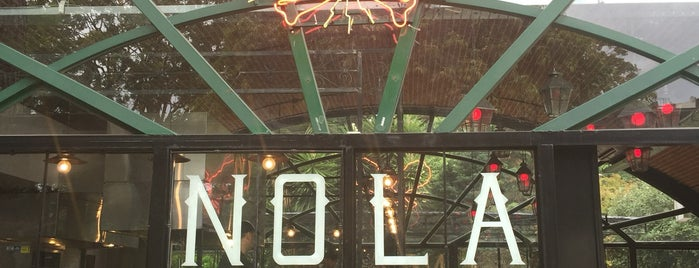 NOLA Buenos Aires is one of สถานที่ที่ Jimmy ถูกใจ.
