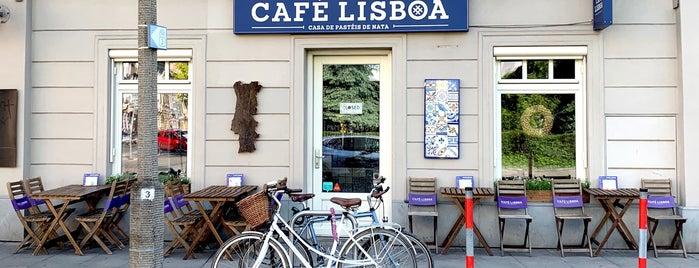 Café Lisboa is one of Elena: сохраненные места.