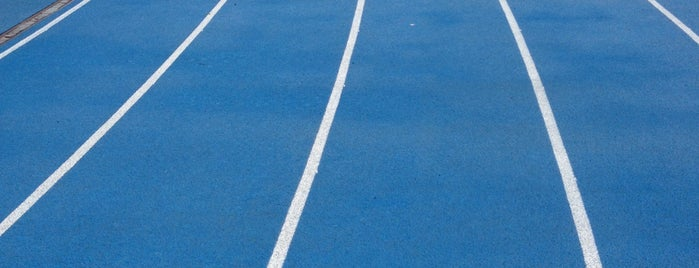 David Brearly School Track is one of Work.