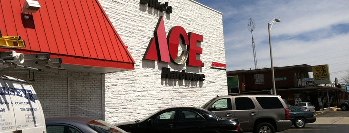 Duke's Ace Hardware is one of favorites.