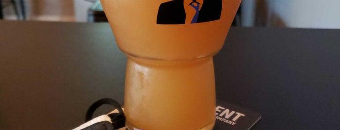 Dissent Craft Brewing Company is one of Lieux sauvegardés par Mike.