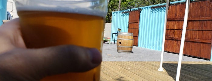 Flying Boat Brewing Company is one of TropiCreek.