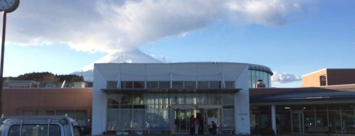 ヘルシーパーク裾野 is one of 訪れた温泉施設.