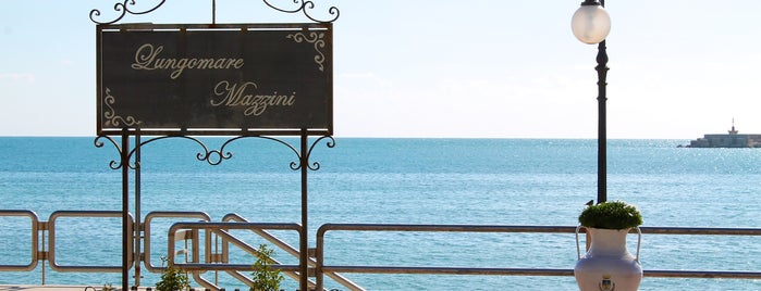 Lungomare Mazzini is one of Sicily.