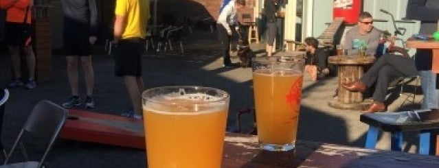 Bearden Beer Market is one of America's Best Beer Gardens.