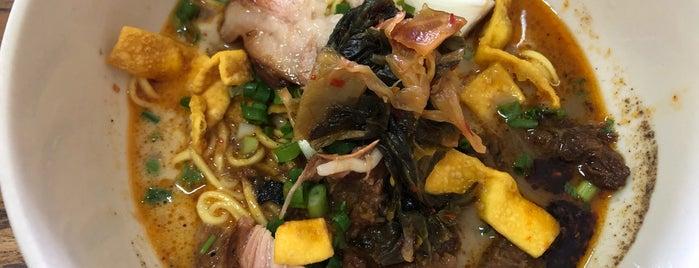 บะหมี่เจ๊หัว is one of เชียงใหม่_5_noodle.