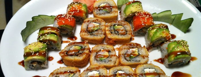 Sushi Zushi is one of Miles List.