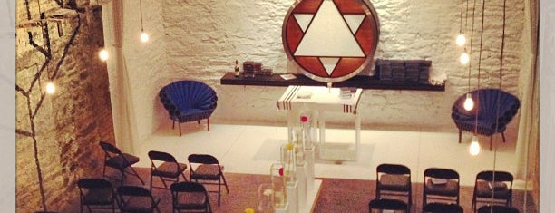 SoHo Synagogue is one of Manhattan Neighbohoods.