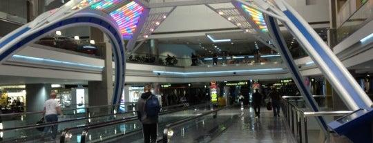 Concourse B is one of Tempat yang Disukai Marie.