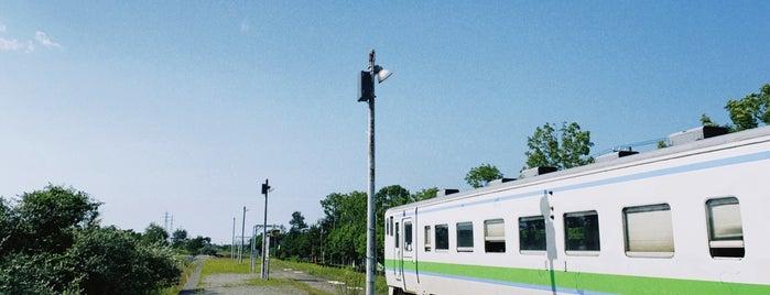 勇払駅 is one of JR 홋카이도역 (JR 北海道地方の駅).