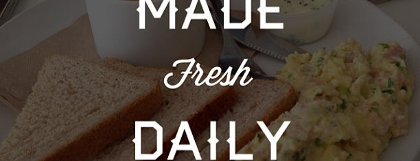 Made Fresh Daily is one of Hidden Gems of Lower Manhattan.