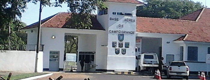Base Aérea de Campo Grande is one of Base Aérea.