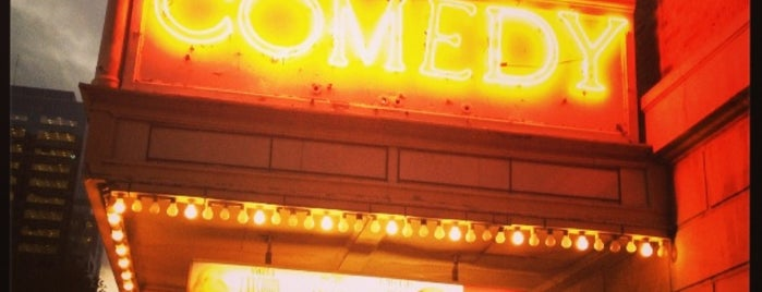 Comedy Theatre is one of Love In Dear Melbourne.