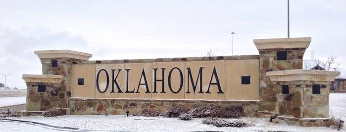 Oklahoma Visitors Center is one of Orte, die Michelle gefallen.