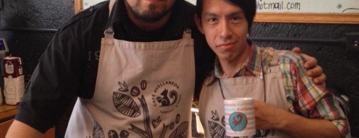 Café Avellaneda is one of Mexico.