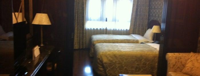 Artnouveau City Gangnam is one of world best hotels.