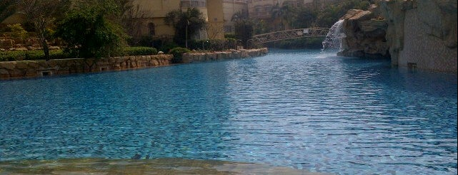 El Safwa Resort is one of Lieux qui ont plu à Olivia.