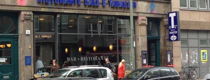 Ristorante Sale e Tabacchi is one of Berlin Restaurants.