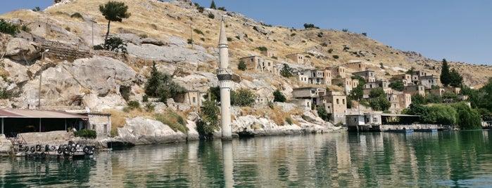 Savaşan Köyü is one of Şanlıurfa.