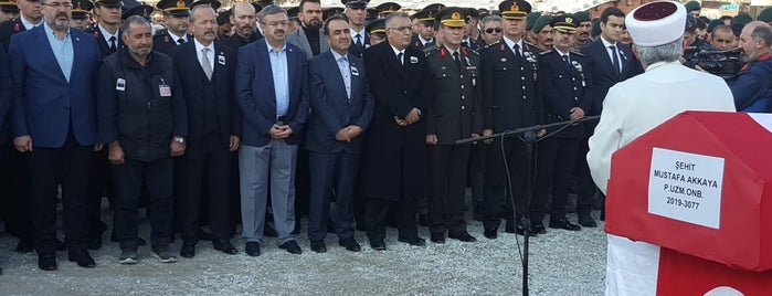 İscehisar Cumhuriyet Meydanı is one of Arzuさんのお気に入りスポット.