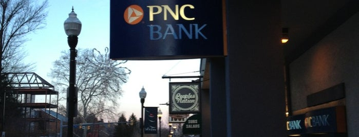 PNC Bank is one of Posti che sono piaciuti a Yunji.