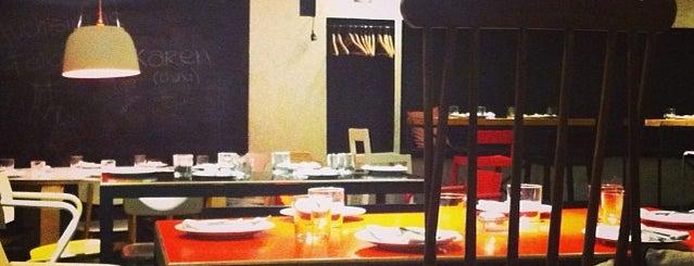 La Gabinoteca is one of TOP RESTAURANTS: EAT & DRINK.