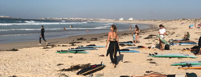 Peniche Surf Camp is one of Abroad Staff.