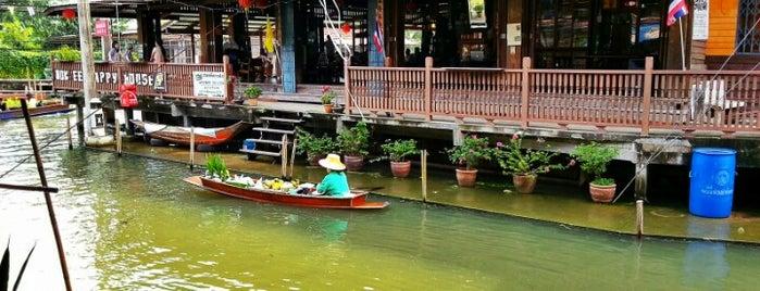 ตลาดน้ำเหล่าตั๊กลัก Laotukluck Floating Market is one of ราชรี.