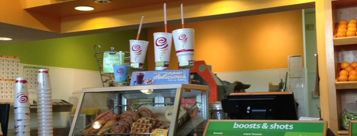 Jamba Juice is one of Chellyさんのお気に入りスポット.
