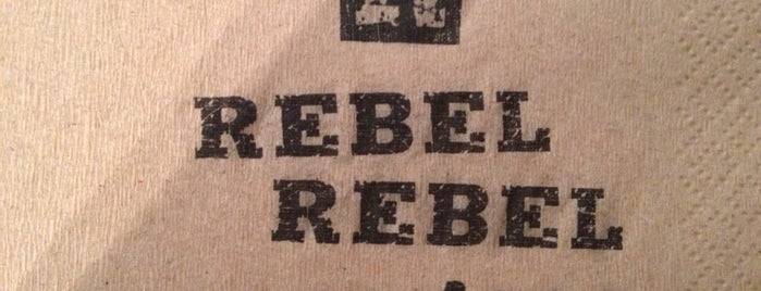 Rebels Smokehouse is one of Orte, die Carl gefallen.