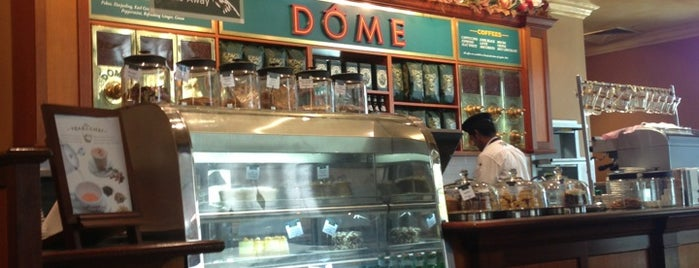 DÔME Café is one of Makan @ Utara #7.