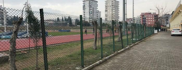 Zeytinköy Spor Kompleksi is one of Recep : понравившиеся места.