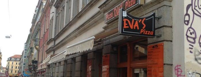 Eva's Pizza is one of Eduardo'nun Kaydettiği Mekanlar.